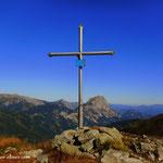 ....das Hinkareck 1932 m, liegt am Weg und daher ein logischer Gipfelsturm, HaHaHa