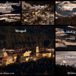 .....ein Rundblick über die Dörfer im oststeirischen Hügelland.....