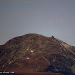 ...die höchste Erhebung der Seetaler, der Zirbitzkogel (2396 m)...