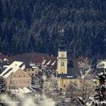 ....ein Blick nach Wenigzell....