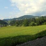 Blick nach Mariazell