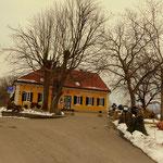 ...vorbei am Gasthof Binderhansl, bis zu einem schönen Aussichtsplatz.