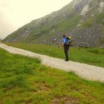 Aufstieg zum Giglachsee