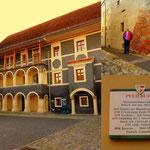 Pfeilburg in Fürstenfeld