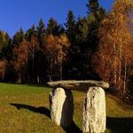 ....little Stonehenge, beim Kreuzwirt....