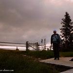 ....zum Schwarzriegelmoos  dem östlichsten Hochmoor der Zentralalpen....