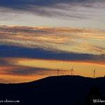 06.10.2020 - Man nimmt es wie es kommt, so auch diesen Sonnenaufgang....