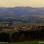 ....entlang des Panoramaweges, oberhalb von Strallegg.....