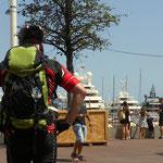 ...im Hafen von Monte Carlo, da schau ich mal