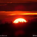 ....und der Sonnenaufgang ist um nichts schlechter, einfach perfekt.....