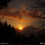 ....ich konnte den Sonnenaufgang am Ostersonntag voll genießen......
