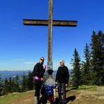 ...Gipfelfoto am Masenberg....
