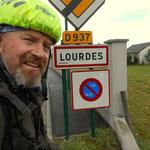 Tag 14 Lourdes ist erreicht