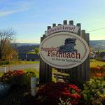 Fischbach ist erreicht