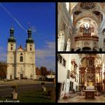 ....in Frauenkirchen die Basilika besucht, ein wenig ausgeruht....