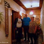 ....Essen bei Karl und Edith, Danke für die tolle Bewirtung, es war sehr lecker.....