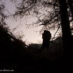 .....im Aufstieg zur Leobner Hütte....