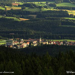 .....Blick nach Wenigzell.