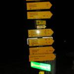 Start bei der Klausnerberg Säge um 6:00 Uhr früh.....