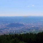 Blick nach Graz