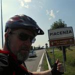 ...nach Piacenza