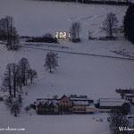 ...in Miesenbach ist die Begrüßung für das Jahr 2021 noch voll aktiv...