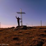....Größenberg (2152 m) der letzte, sprich westlichste Gipfel meiner heutigen Tour....