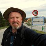 Ankunft in Mönichkirchen