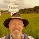 Eibiswald, kurz danach im schönsten Regen. Das Leben ist schön.