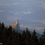 ....ein Blick nach Pöllauberg.....