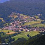 ....ein Tiefblick nach Fischbach....