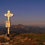 .....Wildfeld (2043 m) ein schöner Aussichtsgipfel....