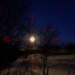 ....einfach perfekt so ein Tag im Jänner, im schönen Joglland.