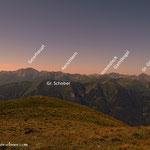 ....und die der Seckauer Alpen....