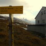 ...nach der Jause geht es jetzt Richtung Grillitschhütte