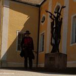 ...an der Kirche in Wenigzell angelangt, der Barbara Sicharter Weg ist hier zu Ende. Ein schöner, kurzweiliger Pilgerweg, perfekt...