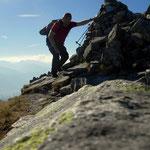 Gipfel 3 der heutigen Tour, der Kl. Bösenstein - 2395 m