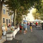 Markt in Antibes