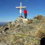 Gipfel 2 der heutigen Tour, Gr. Bösenstein - 2448 m