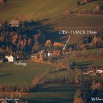 ....Blick nach Sallegg und zur OBI-Hansl-Hütte (die Wallfahrt nach Heilbrunn führte mich da vorbei)....