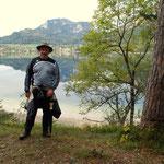 Am Rundweg um den See