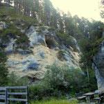 ....es geht durch das Gaistal, St. Josef, Kalvarienberg