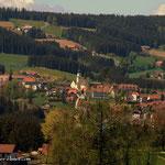 ....ein Blick nach Wenigzell...