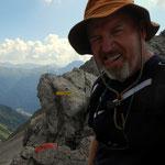 ...weiter geht es zum Winterjoch auf 2528 m...