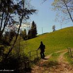 ...über die Brücke und man ist wieder auf dem Gemeindegebiet von Wenigzell...