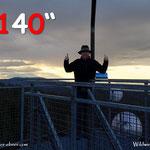 """....die """"140. Wanderung"""" auf die Wildwiese ist ebenfalls absolviert, so ist das Leben...."""