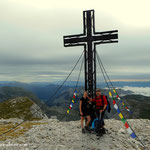 ...dem Gipfel, Hochschwab 2277 m, Bravo Annabella