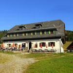 Gleinalmschutzhaus - 1586 m