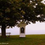 ....schöne Bildstöcke begleiten mich hinunter nach Euratsfeld...