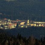....Blick nach Wenigzell......